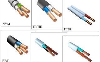 Сравнение кабеля nym и ввгнг – что лучше выбрать?