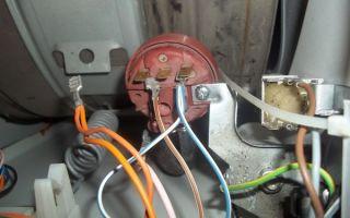Как подключить провода по цветам в стиральной машине?