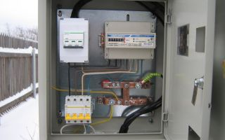 Как подключить сарай к сети 380 в?