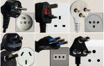 Какие бывают электрические розетки?