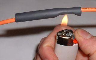 Для чего нужна термоусадочная трубка и как ее использовать?