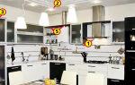 Полезные советы по освещению кухни
