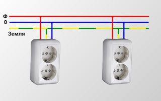 Можно ли несколько электроприборов подключить к одному кабелю?