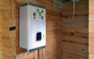 Какой водонагреватель выбрать для дачи?