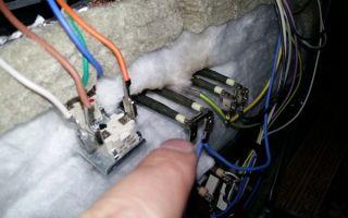 Что делать, если выбивает общий автомат при включении духовки?