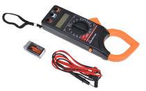 Как пользоваться токовыми клещами dt266?