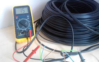 Как найти замыкание или обрыв в 4-х жильном кабеле?