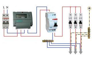 Какой автомат выбрать для водонасосной станции в доме: c16 или b16?