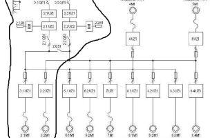 Нужна ли однолинейная схема в щите управления механизма подъема мостового крана?