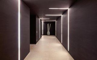 Безопасно ли мерцание светодиодных ламп в коридоре?