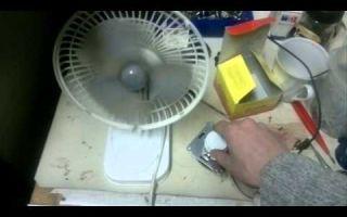 Можно ли регулировать обороты вентилятора диммером?