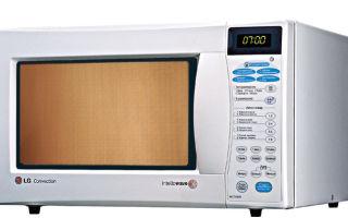 Что означает ошибка e-02 в микроволновке lg mc-7643d?