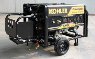 Выбираем генератор для дома – что важно знать?