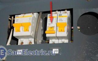 Как подключить двухклавишный проходной выключатель света?