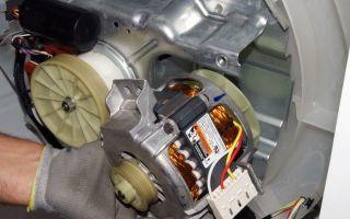 Почему шумит двигатель стиральной машины-автомат?