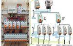 Замена узо на дифавтомат при сборке электрощита