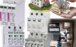 Новый способ защиты домашней сети от перенапряжения