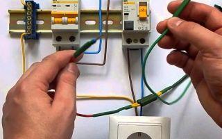 Что делать, если при коротком замыкании электрик поменял автомат на узо?