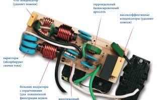 Как сделать сетевой фильтр своими руками