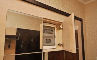 Можно ли размещать электрощиток во встроенном шкафу в квартире?