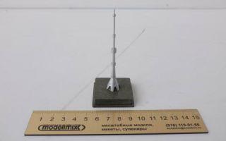 Почему мигают лампы накаливания в модели останкинской башни?