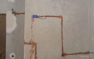 Можно ли менять проводку в квартире поэтапно (частями)?