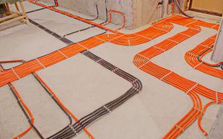 Можно ли прокладывать кабель по полу в учебном заведении?