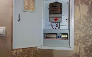 Какой электросчетчик поставить в производственном помещении?