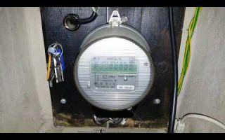 Можно ли обойти электросчетчик цэ2726-12?