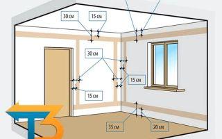 Как развести электропроводку по второму этажу в двухэтажном доме?
