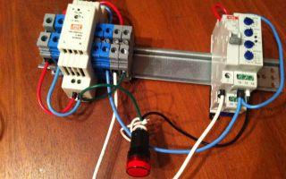 Как сделать сигнализатор перегрузки бытовой электросети?