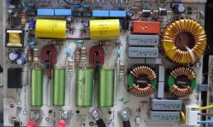 Что может замыкать в индукционной плите (срабатывает автомат)?