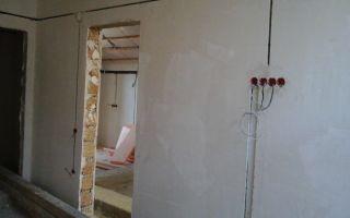 Как провести новую проводку в квартире, не штробя стены?