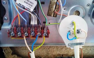 Как подключить варочную панель и реле напряжения