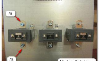 Можно ли устанавливать трансформатор тока на шину, если отверстия разные?