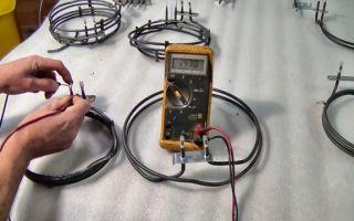 Почему напряжение на тэнах электроплиты 100 в?