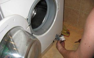 Почему стиральная машина трещит и не сливает воду?