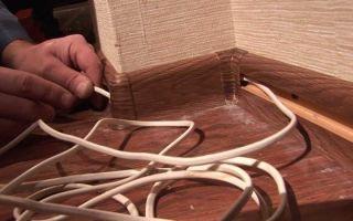 Как соединить кабель сип-4 2×16 с медным кабелем 2×6