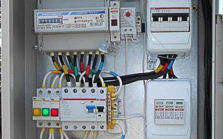 Выбор трехфазного электросчетчика для гостевого дома