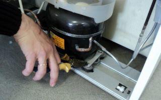 Что делать, если холодильник атлант не отключается?