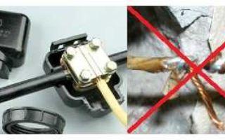 Можно ли подключить розетку медным проводом к алюминиевой проводке?