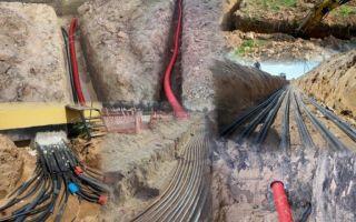 Подойдет ли бронированный кабель для прокладки проводки под землей, если он изготовлен по ту?