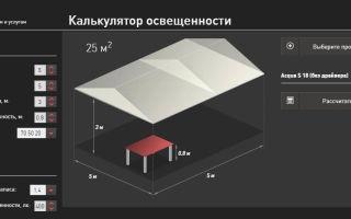 10 лучших программ для расчета и проектирования освещения