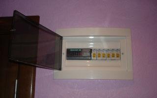 Основные критерии выбора электрического щитка