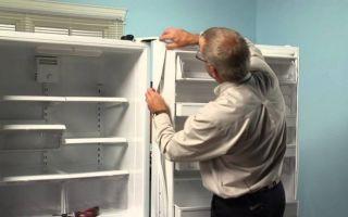 Рекомендации по установке морозильной камеры