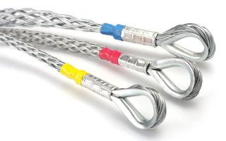 Кабельные чулки для протяжки кабеля