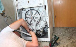 Почему стиральная машина шумит после замены проводки в доме?
