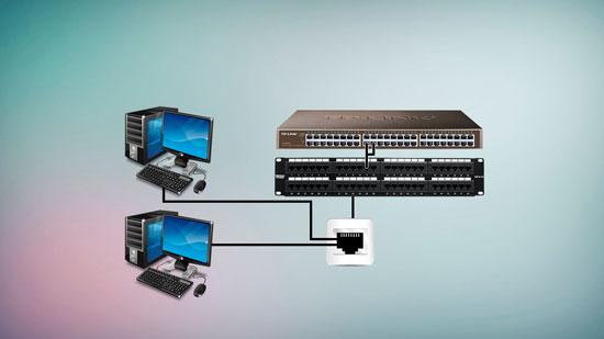 Какое количество компьютеров можно подключать к одной розетке